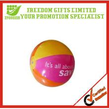 Bola de playa gigante inflable impresa logotipo de la mejor calidad de la promoción