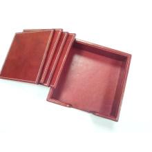 Tapis de coussin de tasse, ensemble de coaster CS-003