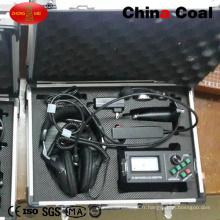 Détecteur de fuite de tuyau d'eau souterraine ultrasonique portatif de Jt2000