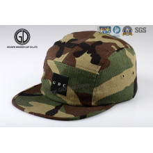 2016 Best Fashion Raw Men Green Camo Snapback Camper Cap