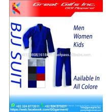 multi Color Bjj Jiu Jitsu Gi's Uniform Suits Supplier From Pakistan, GREAT GILL's INCORPORATION