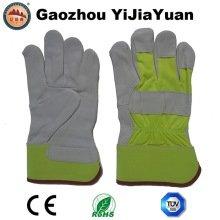 Ab Grade Goat Grain Leather Industrial Protective Hand Working Gloves