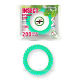 Mosquito Repellent Bracelet double colored- Zika Virus Prevention -Repels Insect and Mosquitoes - All Natural & Strong Pest