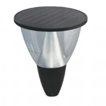CE 12W LED Solar Garden Lamp Head