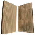Rich Wood Floor Outdoor Smooth Surface Composite Decking