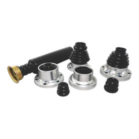 LFI Boots Kit With Metal