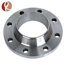Cierre de alta presión de la soldadura de la cara cuello Astm B381 Wnrf reborde de titanio