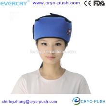 Wiederverwendbare Kopf-Eisverpackung des heißen Verkaufs
