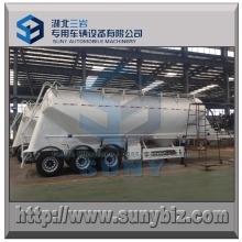 40 M3 Dry Bulk Tanker 3 Axle Cement Tank Trailer