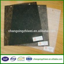 23-25gsm simple point ou double point pa revêtement polyester tissu non tissé entoilage