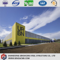 Prefabricated Metal Supermarket/Shop with PU Panel
