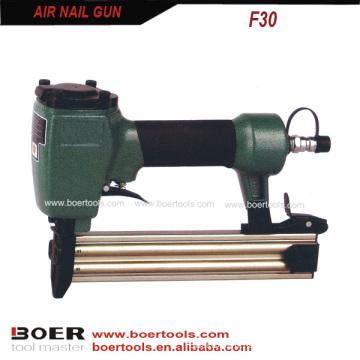 Air cloueur F30 pistolet à clou de travail du bois