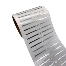 Etiqueta UHF RFID Autoadesiva para Biblioteca de Inlay Úmido