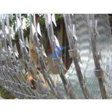 Alambre de púas para la valla de prisión