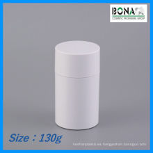 Desodorante mecánico blanco redondo 130g