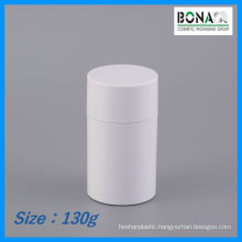 130g Round White Mechanical Deodorant