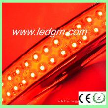 Fita LED 1200LEDs de dupla face vermelha de alta potência