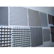 Malla de alambre de acero galvanizado / inoxidable de alta calidad para la venta / el mejor precio