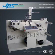 Tela no tejida / maquinaria de corte de troquel con función de corte