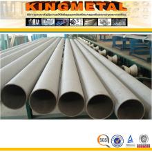Tube d'échangeur de chaleur d'acier inoxydable soudé de la catégorie 316L / S31803 Chine usine