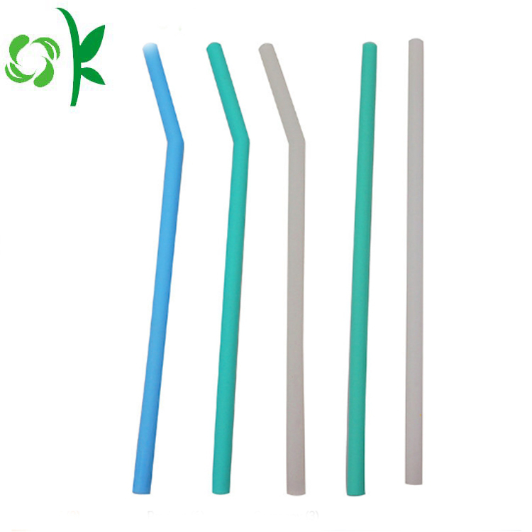 Silicone Lid Straw