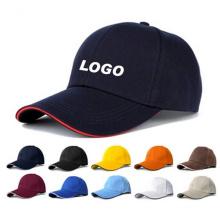 Esporte Personalizado / Moda / Lazer / De Malha / Algodão / Beisebol / Boné Promocional