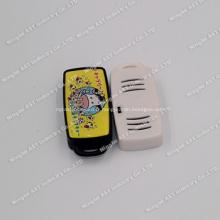 Porte-clés numérique S-4213, porte-clés audio, porte-clés promotionnel