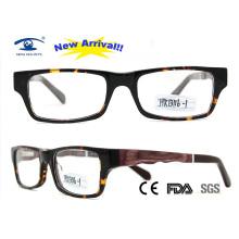 China Wholesale Acetate Optical Frame Wooden Eyewear