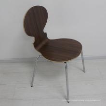 Высокое качество дома дизайнерская мебель деревянный стул для столовой