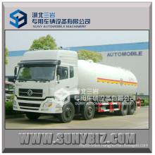 30000-35000L 8X4 Dongfeng Kingland Rhd LPG Tanker Truck