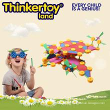 Machen Sie Freundschaft Kinder Kinder pädagogisches Intellektuelles Spielzeug