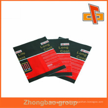 For bottle packaging customise PVC clear heat shrink label for printing china vendor