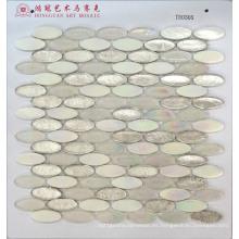 Mosaico De Cristal De Guijarro Mosaico De Miel A Caliente Italia