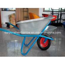 Russia Model Wheelbarrow (Wb6418) with Air Wheel