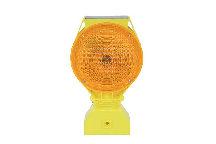 Rotary Solar Traffic Warning Lights