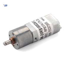 20mm DC Stirnradmotor für Smart Homeappliance