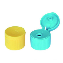 Plastic Yellow Flip Cap Mold