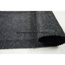 Deux styles de tissu de laine double face