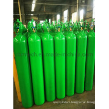 6m3 Transportable High Pressure Oxygen Cylinders 40L with Tulip Caps