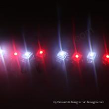 sk9822 apa102 18mm numérique étanche mini unique led lumières de pixel pour l'artisanat
