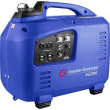 Novo Sistema de Alta Qualidade Preço de Fábrica portátil Recarregável Gasolina 2.2kw Gerador com Ce GS EPA (Xg-2200)