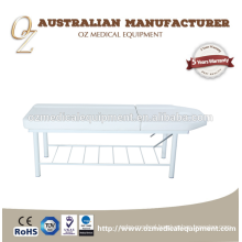 High Quality Simple Design Massage Bed Write Beauty Bed Clinical Orthopedic Examination Table
