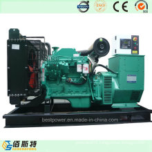500kw Low Fuel Consumption Volvo Generator Set, Worldwide Brand