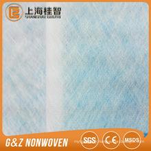 Tissu soluble dans l'eau de PVA utilisé pour le tissu de matériel de pva de broderie