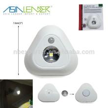 3 * AAA Alimentation SMD ABS LED Capteurs de mouvement pour les lumières LED