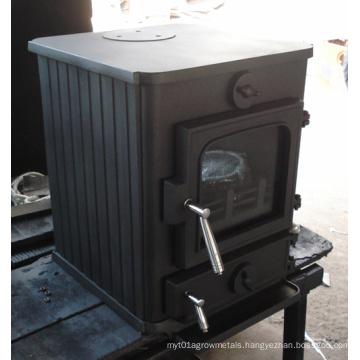 Multi Fuel Cast Iron Stove (FIPA053) , Fireplace