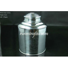 Stainless Tin Canister 250g Tea Capacity