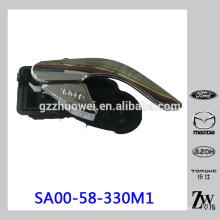 Piezas de automóvil FR Manija de puerta para Haima 7 SA00-58-330M1