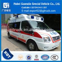 Oferta de precio del coche de la ambulancia 2016 de la fábrica de la ambulancia 5048 Oferta del precio del coche de la ambulancia 2016 de la fábrica de la ambulancia 5048