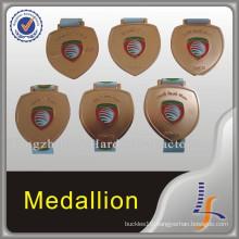 80mm Copper Souvenir Award Medal
